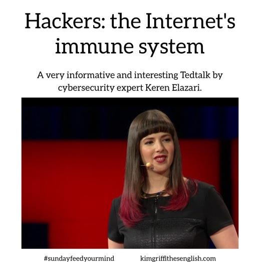 Keren Elazari TED talks Hackers