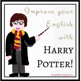 Blog kimgriffithsenglish Improve your English with Harry Potter!