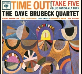 Take five, the Dave Brubeck quartet.