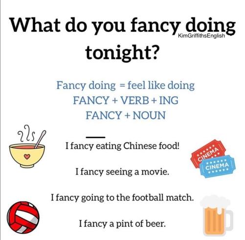 To fancy +ing English class, kimgriffithenglish.com