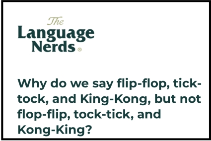 The language nerds.com